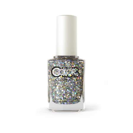 Color Club Glitter Nail Polish, Bedazzled](Halloween Glitter Nail Polish)