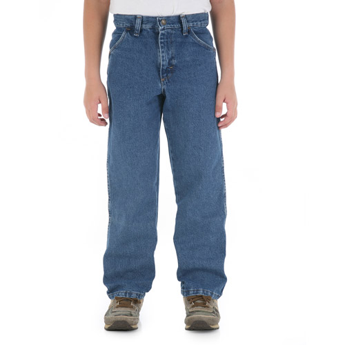 Rustler - Boys' Relaxed 4-Pocket Jeans