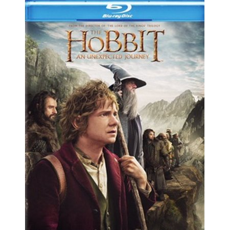 The Hobbit: An Unexpected Journey (Blu-ray)](The Habbit 2)