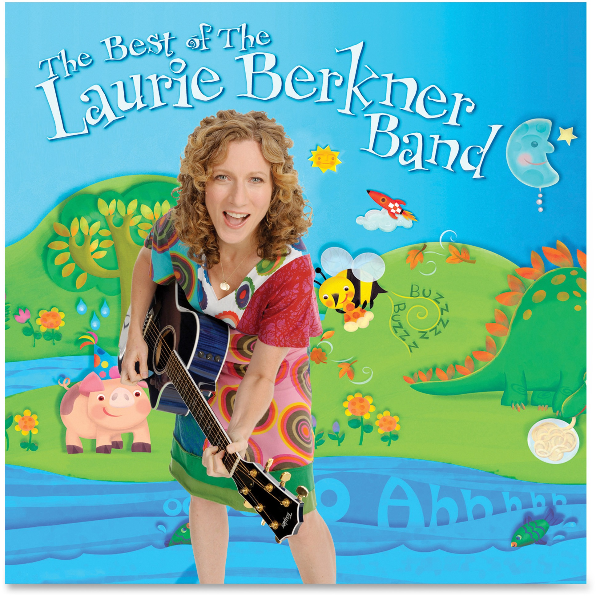 Flipside, FLPM10606, Best of the Laurie Berkner Band CD, 1