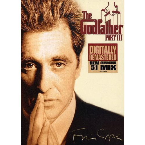 Paramount Home Video The Godfather Part Iii (coppola Restoration)
