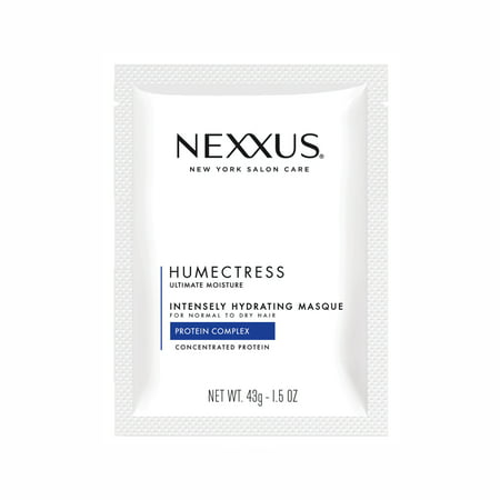 Nexxus Humectress for Normal to Dry Hair Moisture Masque, 1.5 (Add Moisture Dry Hair)
