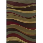 Oriental Weavers TYBEE 2364G-5x8-Multi Area Rug area rug