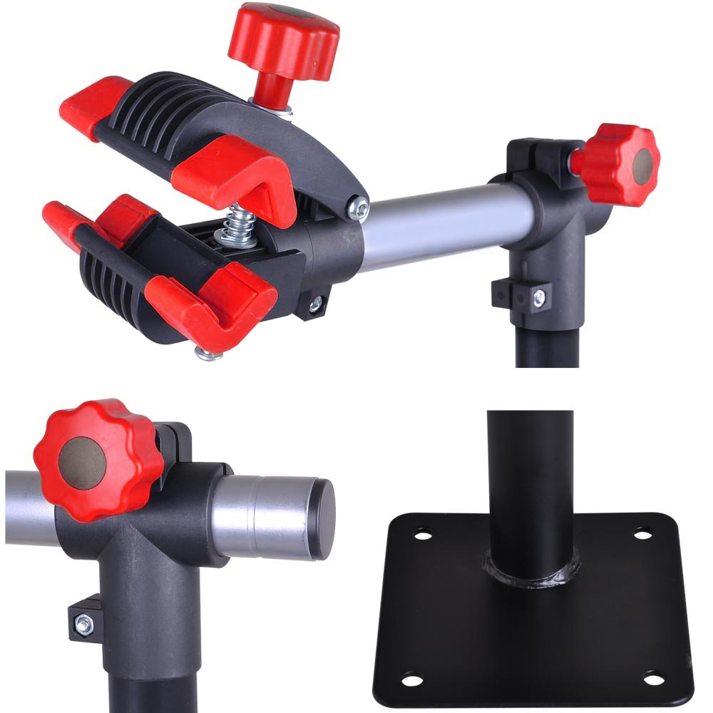 Astonishing Bike Repair Stand W Clamps Countertop Bicycle Cycle Kit Tool Bench Mount Machost Co Dining Chair Design Ideas Machostcouk