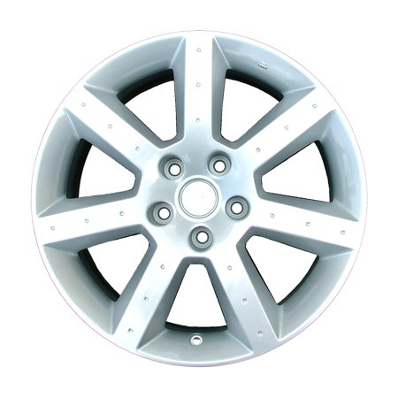 2003-2005 Nissan 350Z  17x7.5 Aluminum Alloy Wheel, Rim Front Chrome Plated -