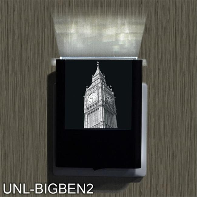 Uniqia UNLG0094 Night Light - Big Ben Laser