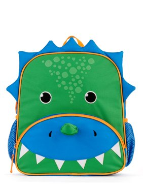 Wonder Nation Toddler Dinosaur Critter Backpack
