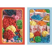 Springbok Technicolor Treats Jumbo Print Index Playing Cards