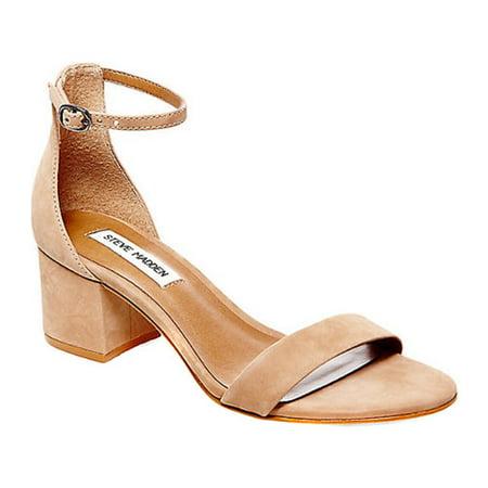 Steve Madden Women's Irenee Sandals (Steve Madden Leather High Tops)
