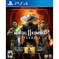 Mortal Kombat 11: Aftermath Kollection, Warner Home, PlayStation 4, 883929713295