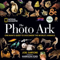 National Geographic the Photo Ark Limited Earth Day Edition : One Man's Quest to Document the World's Animals (Hardcover)
