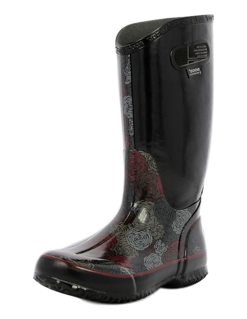 Bogs Boots Womens Rainboot Rosey Lightweight Pull On Rubber 71951 by Bogs