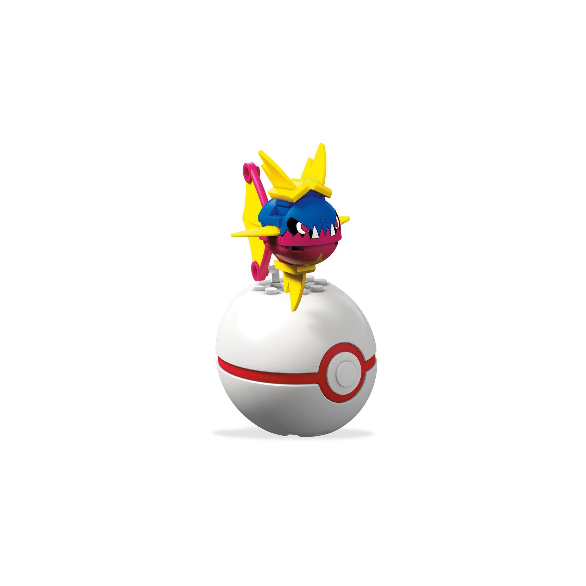 Mega Construx Pokemon Poke Ball (Styles May Vary)