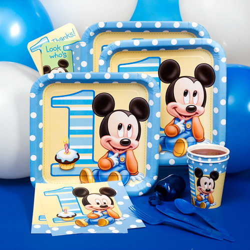 Mickey's 1st Party Pack for 8