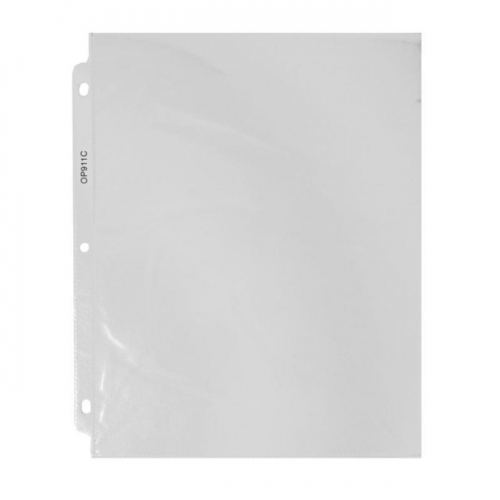 Business Source Top Loading Sheet Protector - image 1 of 1