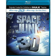 IMAX: Space Junk (3D Blu-ray + Blu-ray) (Widescreen) by IMAGE ENTERTAINMENT INC