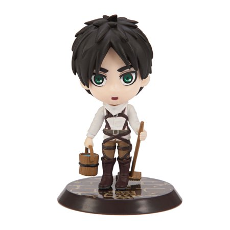 Attack On Titan Titan Eren (Attack on Titan Eren Yeager Investigation Team Chibi Revival Group)