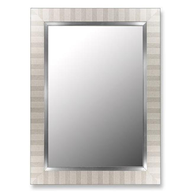 2nd Look Mirrors Parma and Stainless Liner Mirror