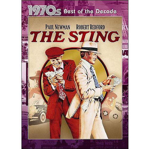The Sting (1970s Best Of The Decade) (Anamorphic Widescreen)