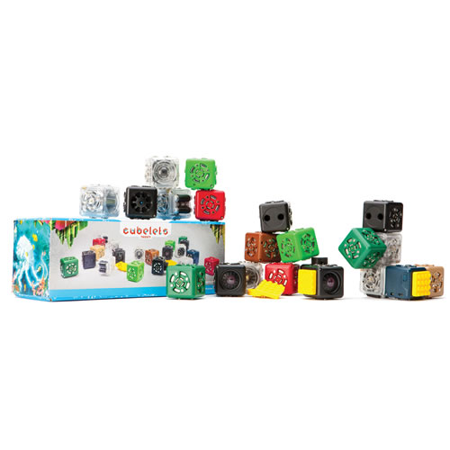Cubelets Robot Blocks Twenty Kit by Modular Robotics