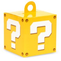 Super Mario Party Supplies 12 Pack Favor Box