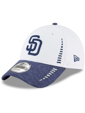 wholesale dealer 8387c 8b8ab Product Image San Diego Padres New Era Speed Tech 9FORTY Adjustable Hat -  White - OSFA