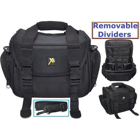 Extremely Durable Pro Camera Carrying Bag Case for Nikon D3500 D810 D750 D610 Pro Camera Bags