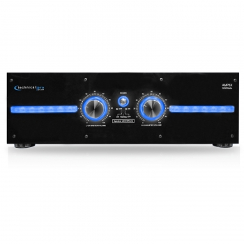 Supplier Generic 2U Professional 2CH Power Amplifier