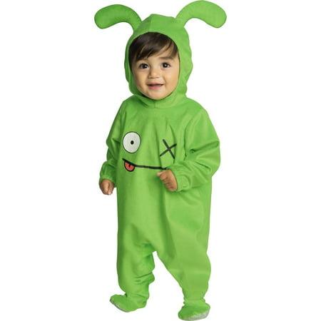 Infant Sheep Halloween Costume (Halloween Ugly Dolls Ox Infant)