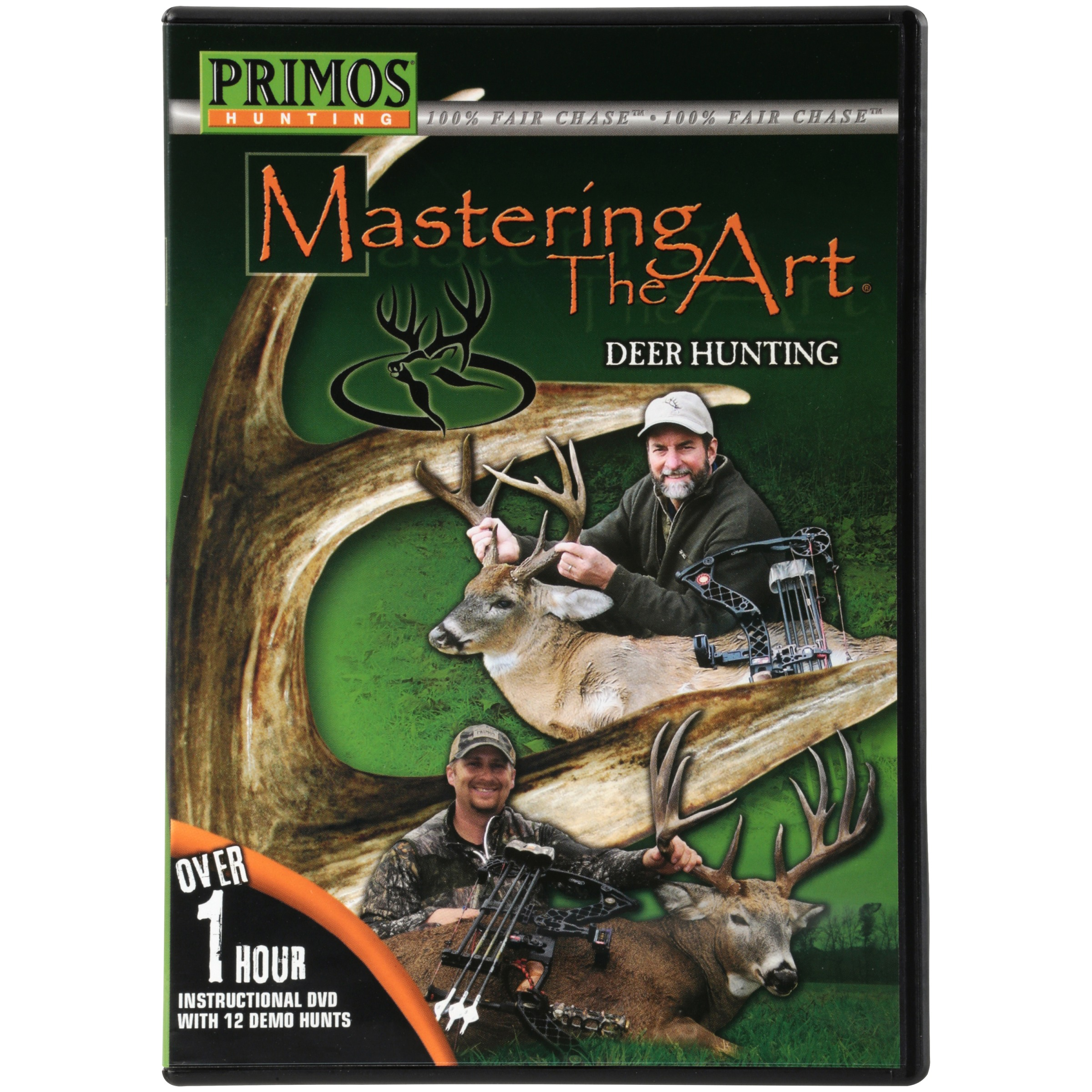 Primos Hunting Mastering the Art Deer Hunting Instructional DVD