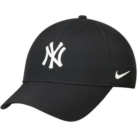 New York Yankees Nike Legacy 91 Performance Adjustable Hat - Navy - OSFA