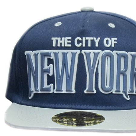 Max Head Gear City of New York Cap