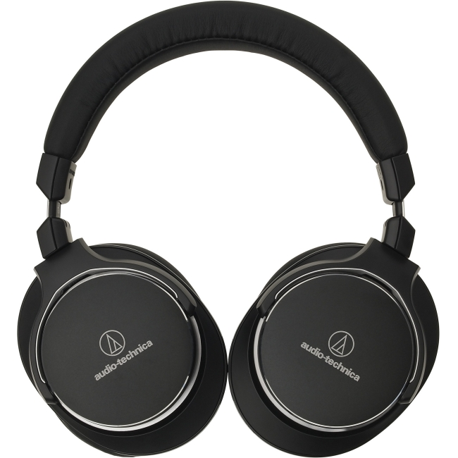 Audio-Technica SonicPro High-Resolution Headphones with Active Noise Cancellation ATH-MSR7NC