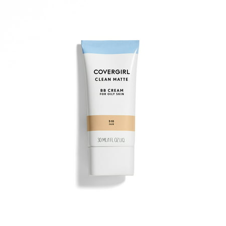 COVERGIRL Clean Matte BB Cream, 510 Fair