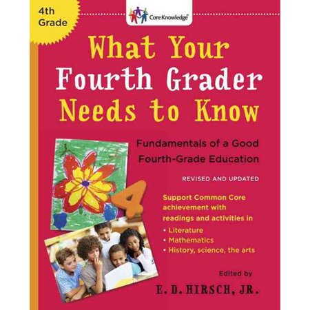 What Your Fourth Grader Needs To Know  Fundamentals Of A Good Fourth Grade Education