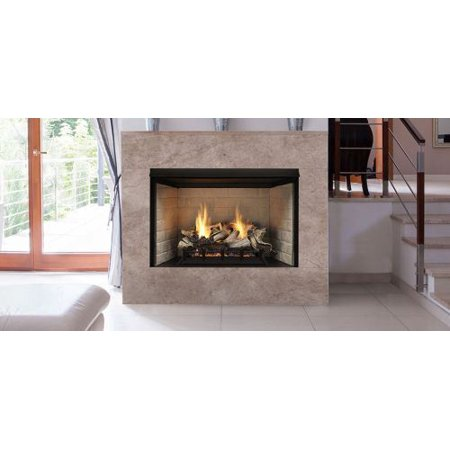 Vent Free Circulating Firebox with Radiant Face and 36