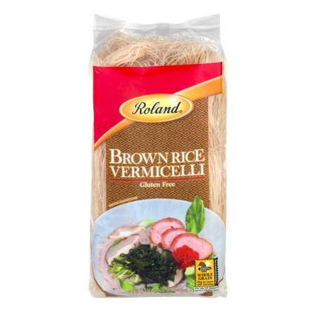 (11 Pack) Roland Brown Rice Vermicelli, 8.8 oz ()