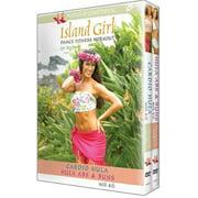 Island Girl Dance Fitness Workout for Beginners (DVD)