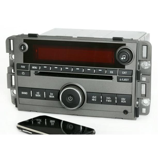 08 Unlocked Saturn Vue Gray AM FM Radio CD Player ...