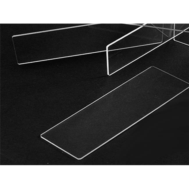 C&A SCIENTIFIC 8201 Beveled Plain Slides