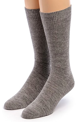 Warrior Alpaca Socks - Men's Baby Alpaca Dress Socks