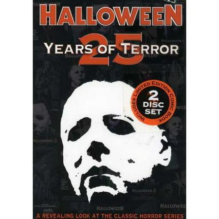 Halloween: 25 Years Of Terror - 25 Years Of Halloween