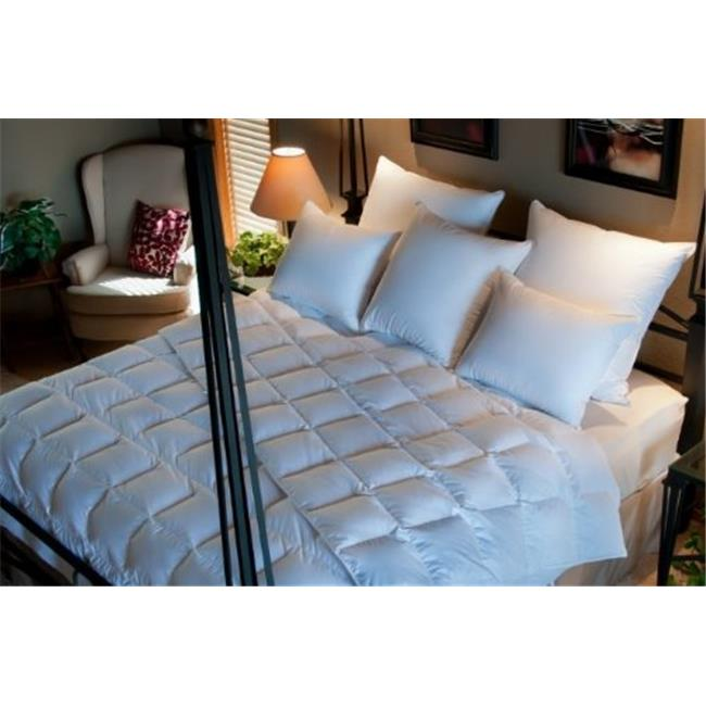 Ogallala Comfort C-A800SLT-12 68 x 88 inch Avalon 800 Southern Lite Hypoallergenic Comforter Set, Twin