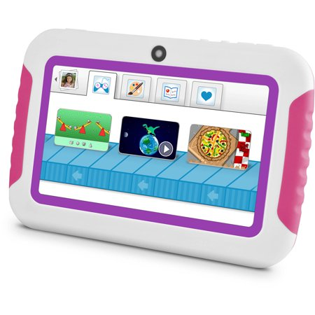"Ematic FunTab Mini with WiFi 4.3"" Touchscreen Tablet PC Featuring Android 4.0 (Ice Cream"
