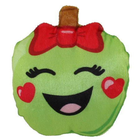 Nanco Plush - Fruit - GREEN APPLE (5 inch)