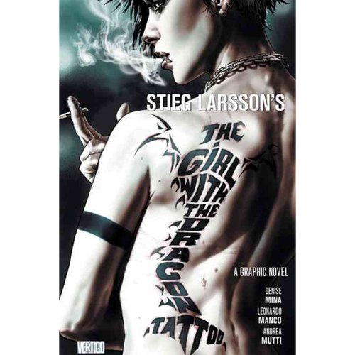 The Girl With the Dragon Tattoo 1