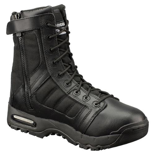 "Original S.W.A.T. 123201 Metro Air 9"" Side-Zip Work Boot-16.0wide"
