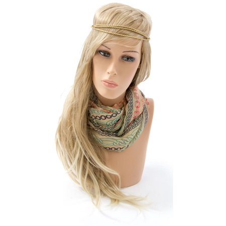 Female Mannequin Head, Realistic Makeup and Eyelashes, 19