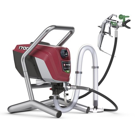 Titan ControlMax 1700 0.6 HP Pump .33 GPM High Efficiency Airless Paint Sprayer
