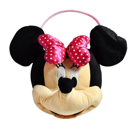 - Disney Minnie Mouse Jumbo Plush Easter Basket